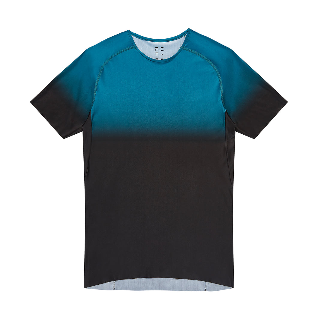 Men's Fitted technical t-shirt front view
