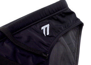 Malaga - Men's technical swimming brief black