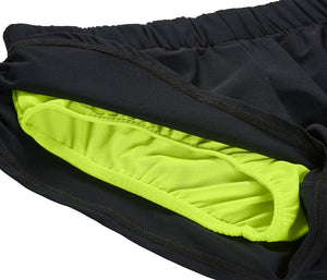 Women's running shorts brief