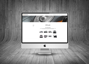 Evox Images Website