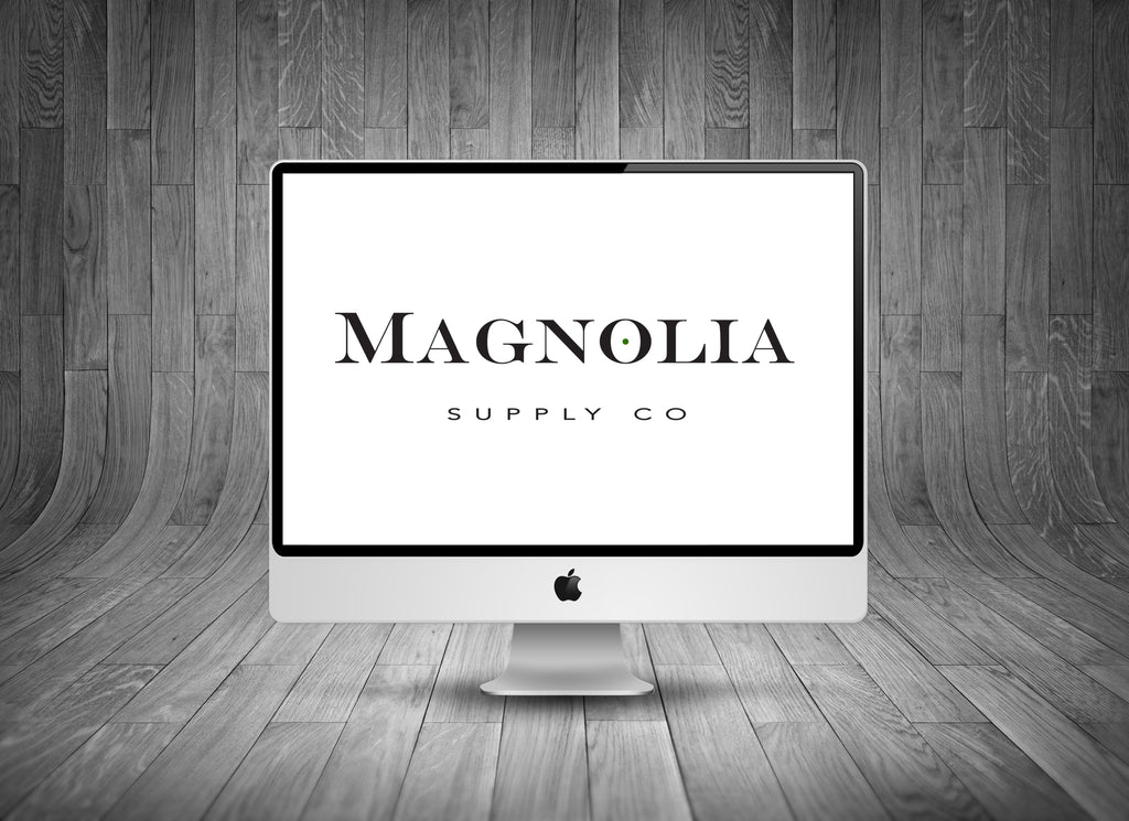 Magnolia Supply Co. Branding