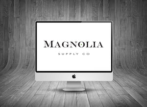Magnolia Supply Co Website