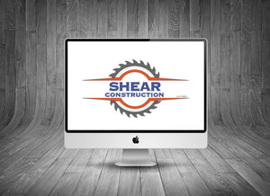 Shear Construction Branding