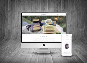 Apothekathy Soaps Website