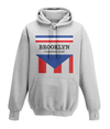 brooklyn chewing gum kids hoodie white