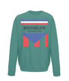 brooklyn chewing gum kids sweatshirt jade