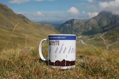 haute route rockies mug