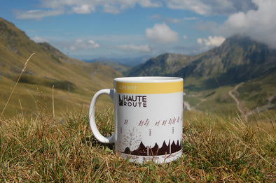 haute route alps mug