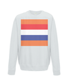 dutch cycling kids sweatshirt grey