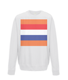 dutch cycling kids sweatshirt white