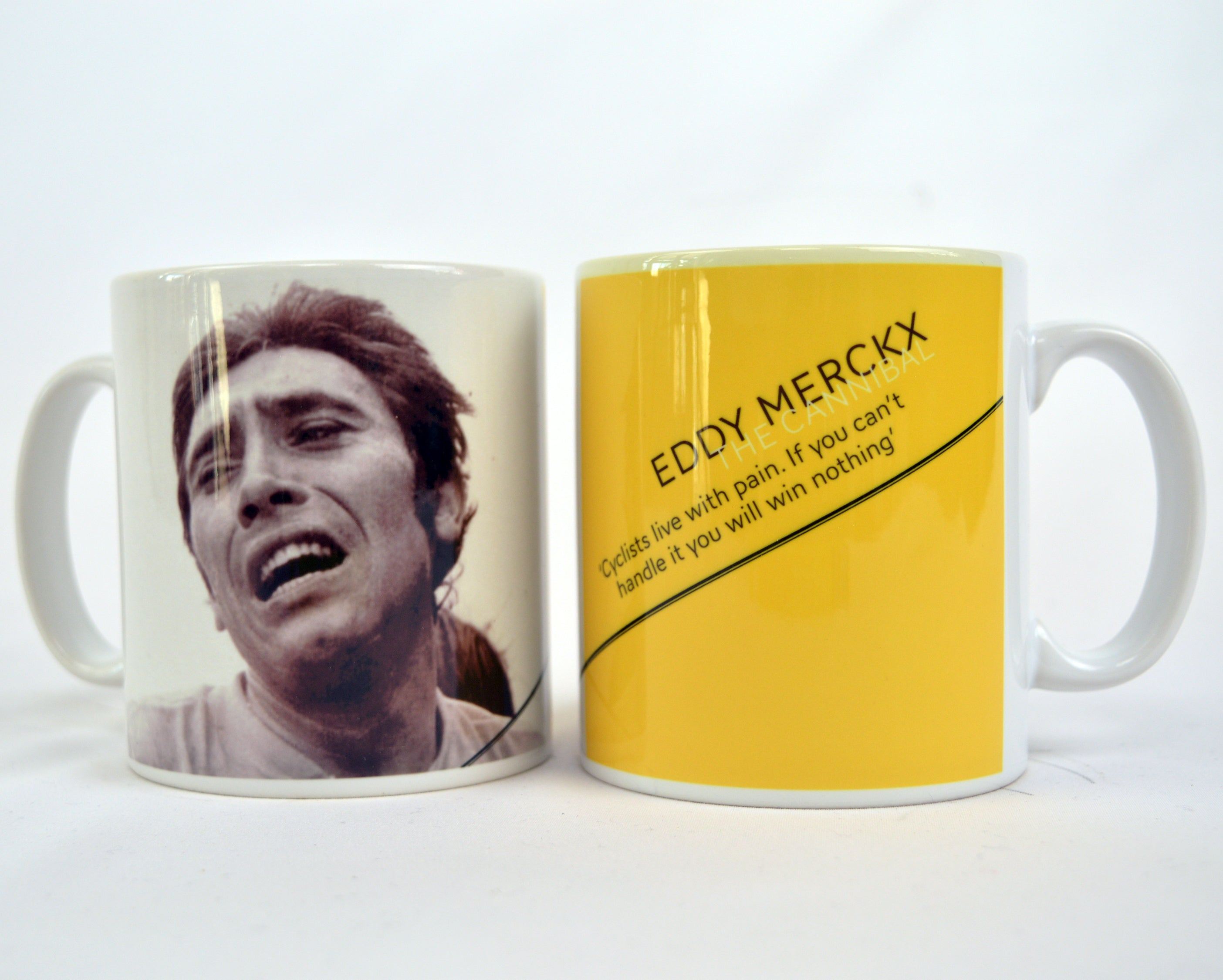 8986964e7 Eddy Merckx Cycling Quote Mug - Summit Finish