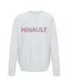 hinault kids cycling sweatshirt grey