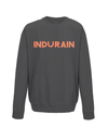 indurain kids cycling sweatshirt black