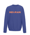 indurain kids cycling sweatshirt navy
