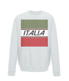 italia cycling kids sweatshirt grey