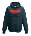 le cannibale kids hoodie french navy