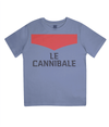 le cannibale eddy merckx t-shirt - blue