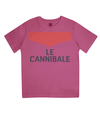 le cannibale eddy merckx t-shirt - pink