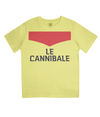 le cannibale eddy merckx t-shirt - yellow