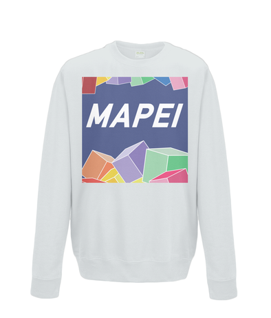 mapei kids cycling jumper grey