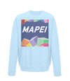 mapei kids cycling jumper light blue