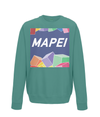 mapei kids cycling sweatshirt jade