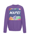mapei kids cycling jumper purple