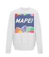 mapei kids cycling jumper white