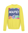 mapei kids cycling jumper yellow