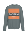 molteni kids cycling sweatshirt charcoal