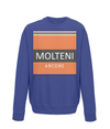 molteni kids cycling jumper navy