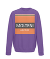 molteni kids cycling jumper purple