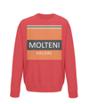 molteni kids cycling jumper red