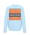 molteni kids cycling jumper light blue