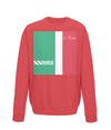 marco pantani kids sweatshirt red