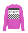 peugeot kids cycling jumper pink