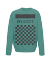 peugeot cycling sweatshirt jade