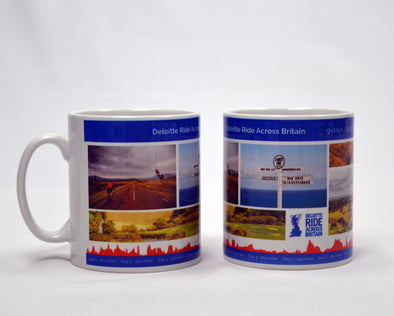 ride across britain mugs