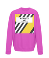 renault cycling kids jumper pink