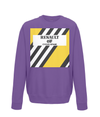 renault cycling kids jumper purple