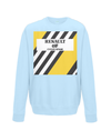 renault cycling kids jumper light blue