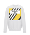 renault cycling kids jumper white