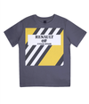 renault kids cycling t-shirt navy