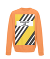 renault cycling sweatshirt orange