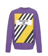 renault cycling sweatshirt purple