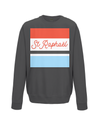 st raphael cycling kids jumper black
