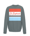 st raphael cycling kids jumper charcoal