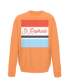 st raphael cycling kids jumper orange
