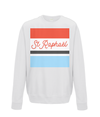 st raphael cycling kids jumper white