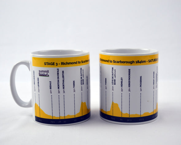 tour de yorkshire stage 3 mug